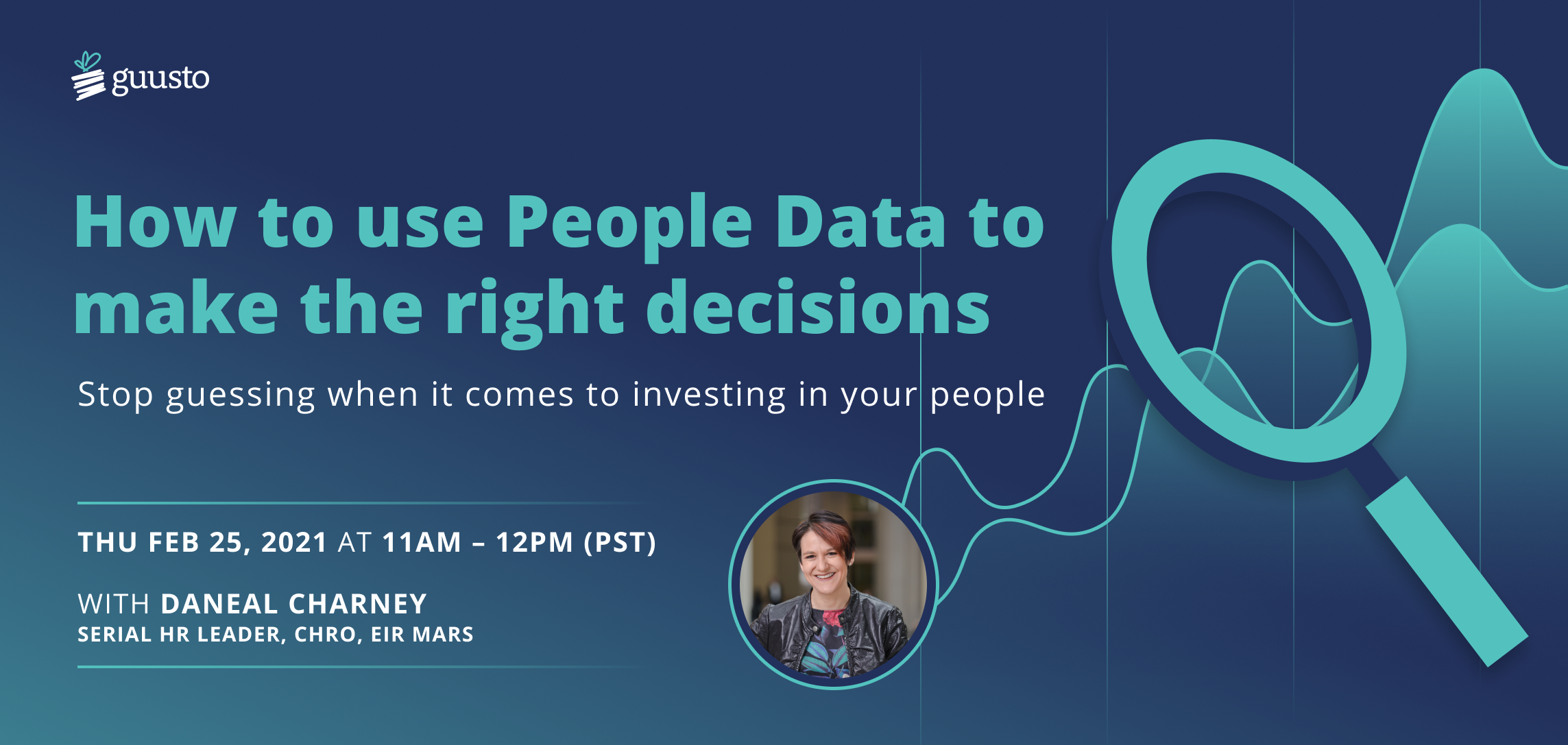 How to use People Data to make the Right Decisions