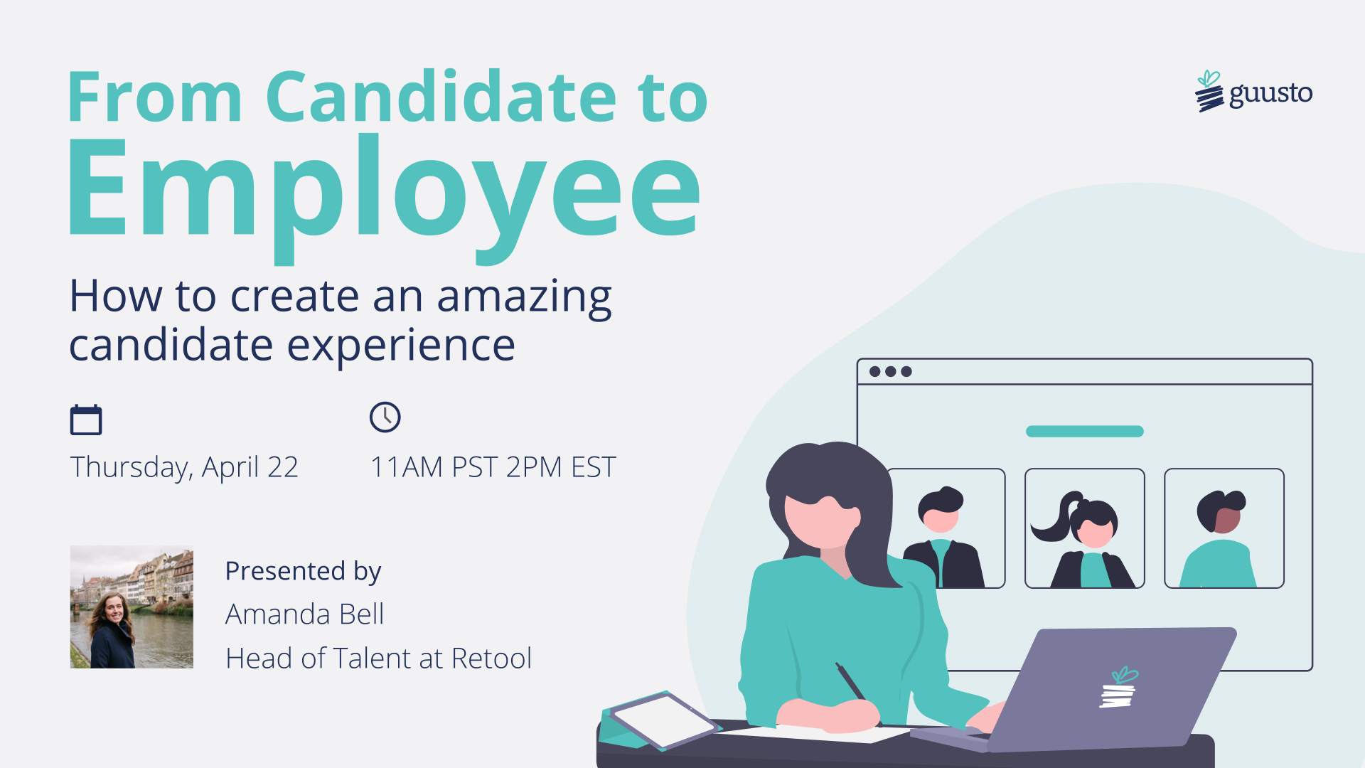 From Candidate to Employee: How to create an amazing candidate experience